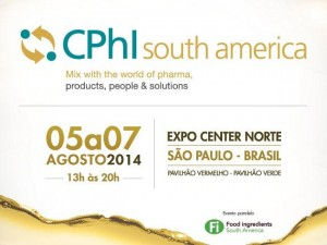巴西南美医药原料展 CPHI SA 和 食品原料展 FI SA