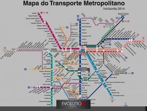 巴西圣保罗地铁METRO/CPTM图文介绍出行参考